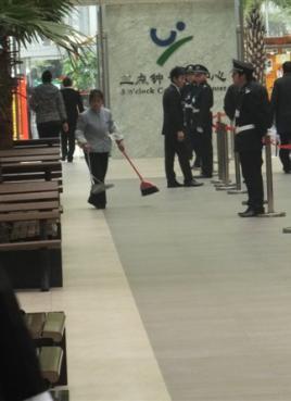 中特保-中特保国际安保股份有限公司莱芜站通行安检服务