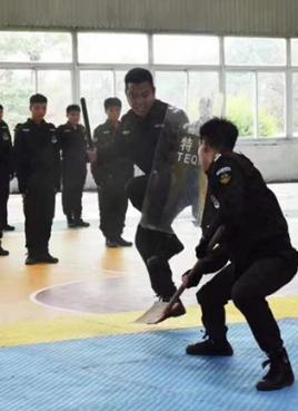 中特保企业集团股份有限公司莱芜保安站 中特保安保护航