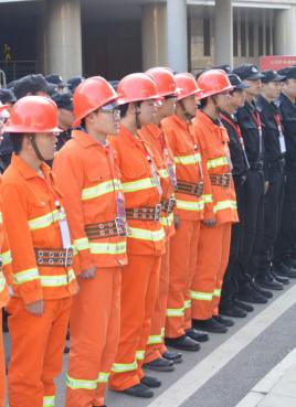 消防保安-中特保企业集团股份有限公司莱芜保安站