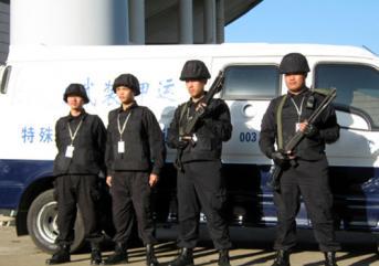 保镖行业已成为大多退伍军人再就业的首选